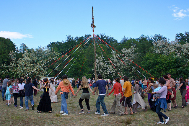 Beltane by Shadowgate. (CC BY 2.0)