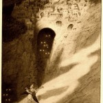 Sidney Sime ~ The City of Never (1912)