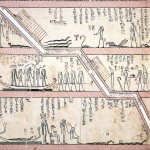 Amduat Amduat Hour 10 - Detail. Image by Asaf Braverman via Flickr. CC license.