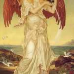 Evelyn de Morgan (1855-1919), Eos