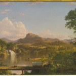 New England Scenery, 1851