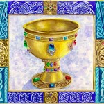 Four Treasures: The Chalice, by Shauna Aura Knight