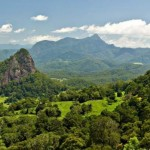 Mount Warning Courtesy of Shutterstock