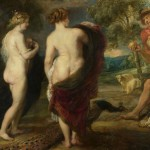 """The Judgement of Paris"" by Peter Paul Rubens, from WikiMedia."
