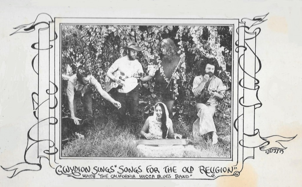 Songs for the Old Religion Back Cover / © Susan Lohwasser 1975