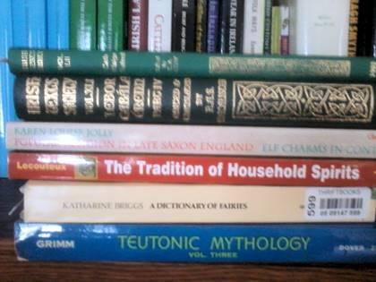 Irish-American Witchcraft:  Greetings, Patheos Pagan
