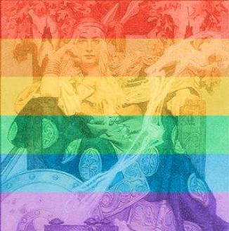 Rainbow Freya