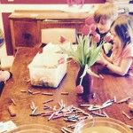 Dandelion Seeds: A Guide to Involving Kids in Ritual
