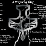 Wyrd Words: Prayer