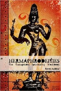 Cover of Hermaphrodeities: The Transgender Spirituality Workbook by Raven Kaldera