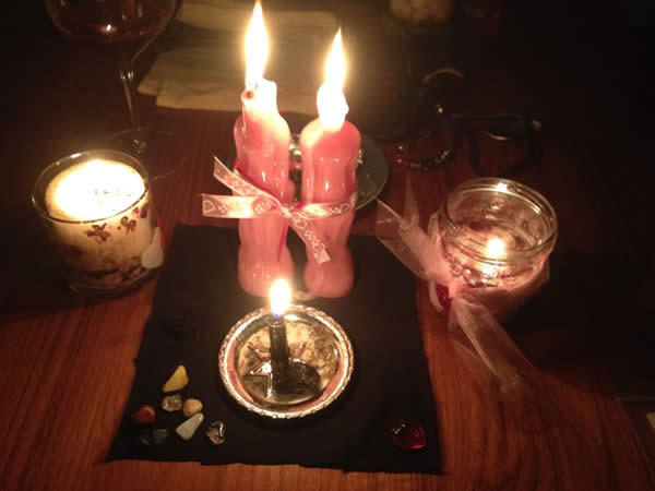 A Valentine's Love Spell for Imbolc ~ Lammas Balance - Witch on Fire