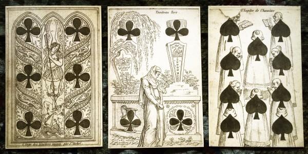 The Cartomancer: Poison Path Cartomancy