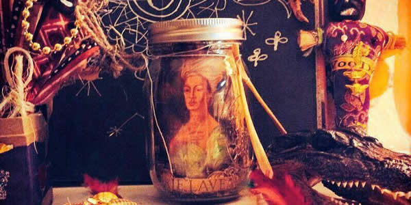 Outside the Circle: Into the Realm of Voodoo with Bloody Mary