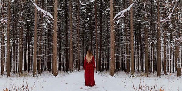 The Path of She: Four Transformational Lessons for the Winter Season