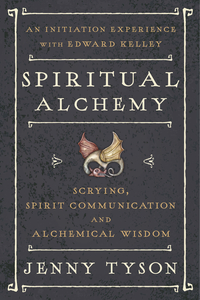 the cover of spiritual alchemy by jenny tyson