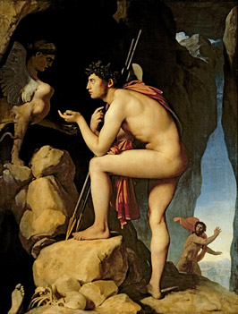Jean Auguste Dominique Ingres [Public domain], via Wikimedia Commons