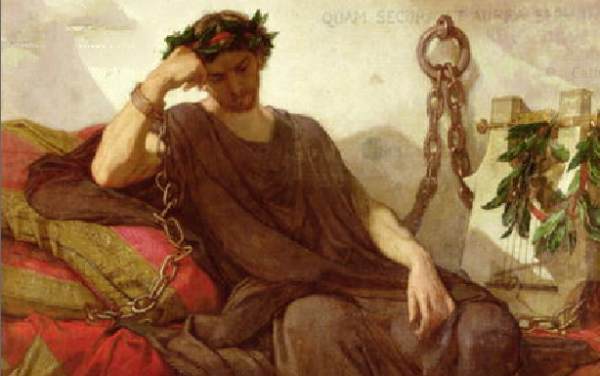 """Damocles"" by Thomas Couture, from WikiMedia."