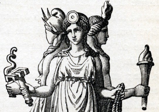 """Hecate"" by Stéphane Mallarmé.  From WIkiMedia."