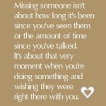 missingsomeone