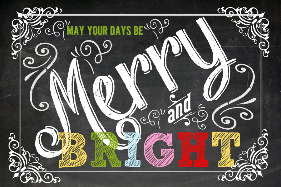 Image result for merry and bright