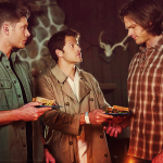 If Supernatural was a sitcom I'm pretty sure it'd be an accurate reflection of my religious life right now.