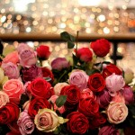 Roses are one of the most prevalent symbols in the 'faith.
