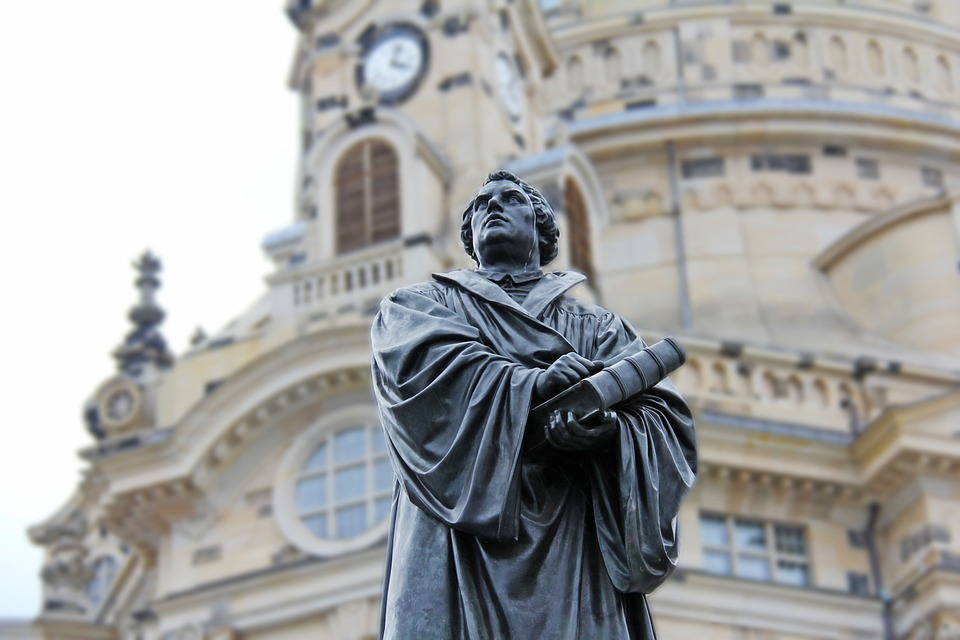 Five Things You Need to Know About the Protestant Reformation