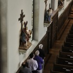 Thoughts from a Convert in the Confessional Line