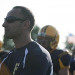 AAM football coach
