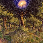Tree Incarnation by Mark Henson