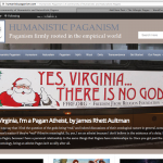 HumanisticPaganism.com has a new look!