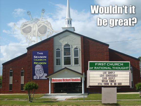 Atheist-Church