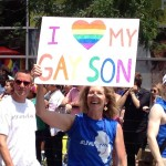 I Saw Two Americas Sunday: From a Mormon Church to the Chicago Pride Parade