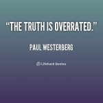 In Religious Matters, Truth Is Overrated