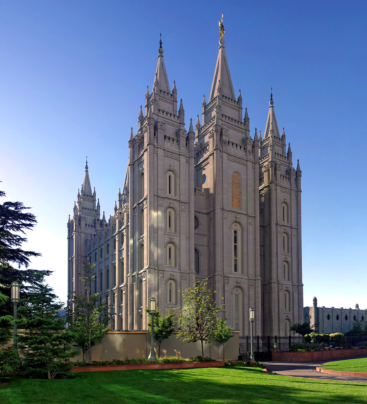 LDS Temples - Mormon Temples - Temples of The Church of Jesus ...