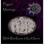 "Four ""Godless Pagan"" Authors on Pagan Musing Podcast Tonight at 8pm ET / 7pm CT"
