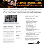 ILLUME Media Seminar: Digital Journalism in the Age of Multi-Media Story Telling