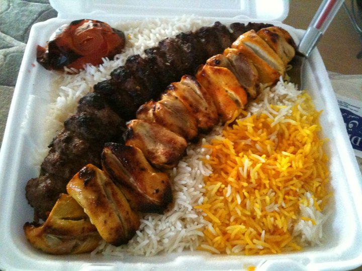 Cornish Game Hen Kebabs from Yas Persian Food