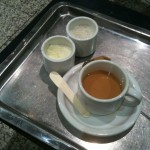 Pakistani Chai (Tea) at the Lahore Airport