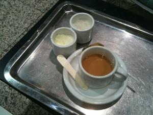 Pakistani Chai (Tea) at the Lahore Airport