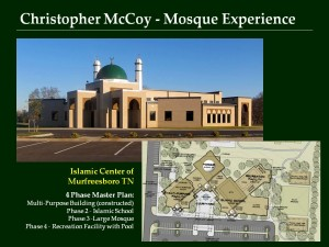 The Islamic Center of Murfreesboro, TN