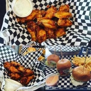 Halal Wings & Sliders from Wings Plus in San Francisco, CA