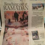 The 1st Ramadan Interfaith Iftaar (In the Bay Area)