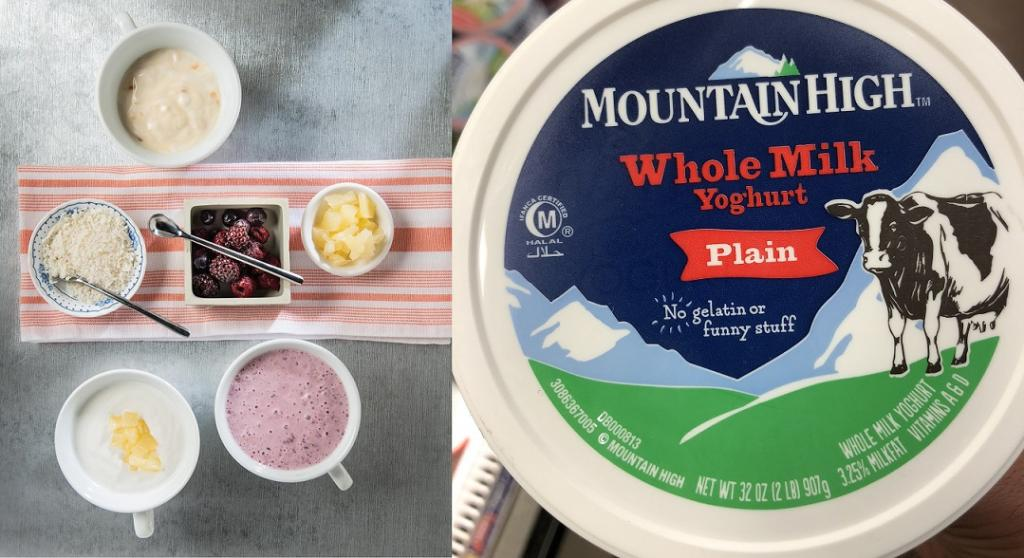 13 halal products you need in your life in 2018 page 4 of 14 al mountain high yoghurt is used in many recipes by yvonne mafei with my halal kitchen forumfinder Choice Image