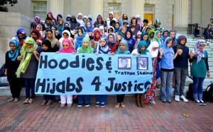 hoodies and hijabs