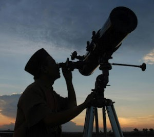 Moon Sighting and Astronomy