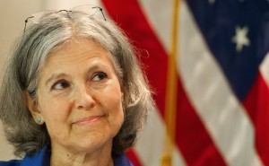 US Green Party Presidential Candidate Dr
