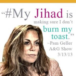 Pam Geller My Jihad
