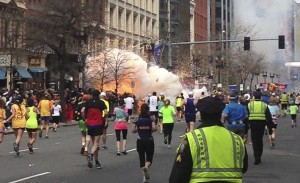 Confronting Fear One Month After the Boston Marathon Bombings