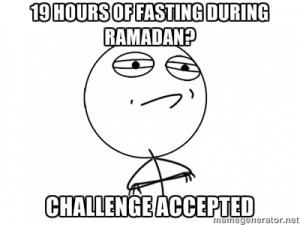 Ramadan meme fasting